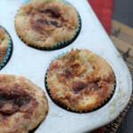 cinnamon-apple cupcakes