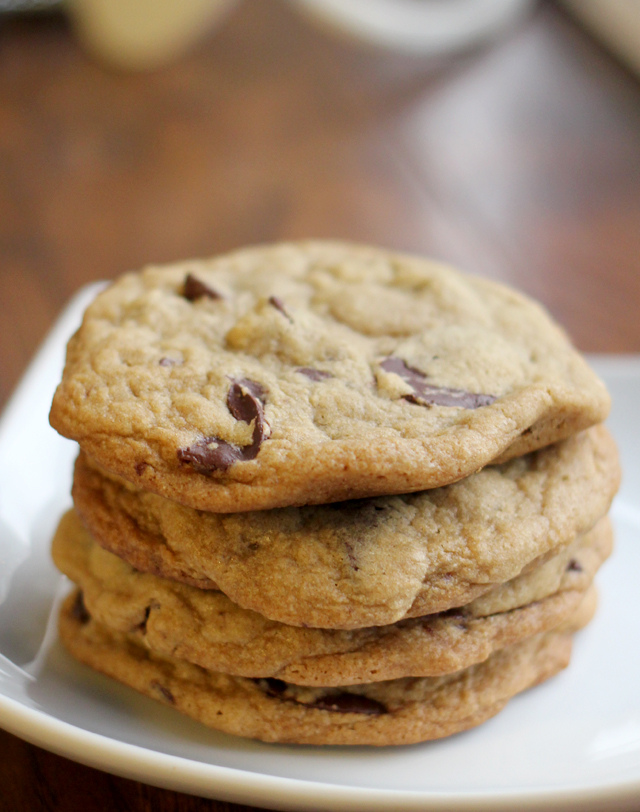 bouchon bakery chocolate chunk and chip cookies from Eats Well With Others