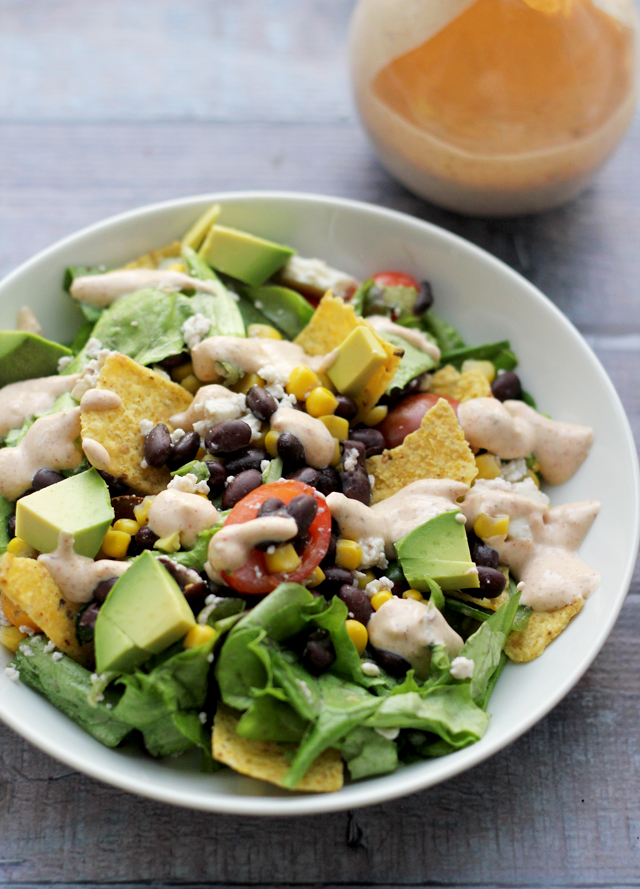 mexican fiesta chopped salad