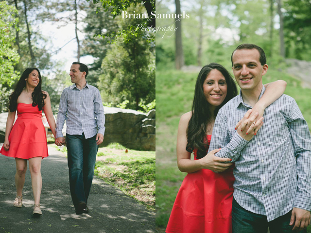 engagement photos by brian samuels photography