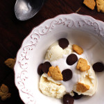 S'mores Ice Cream Sundaes {#IceCreamforOXO}