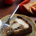 Apple Buckwheat Cake