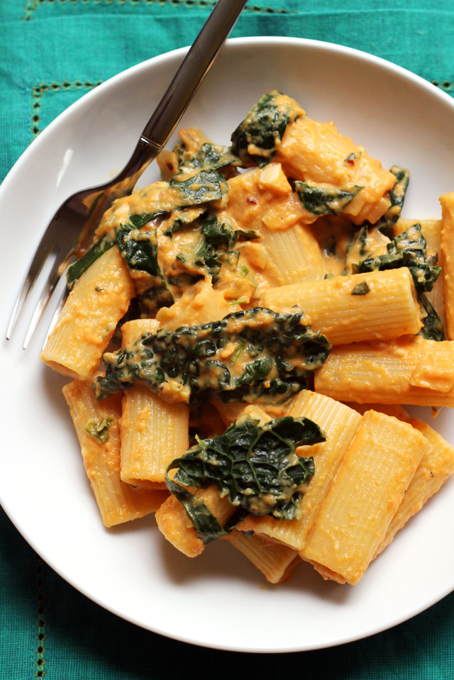 Pumpkin Gnocchi With Broccoli Rabe And Smoked Ricotta