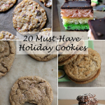 20 Must-Have Holiday Cookies! (and a KitchenAid Giveaway!)