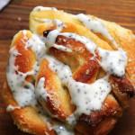 Meyer Lemon Poppy Seed Pull-Apart Muffins