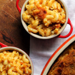 Spicy Harissa Macaroni and Cheese