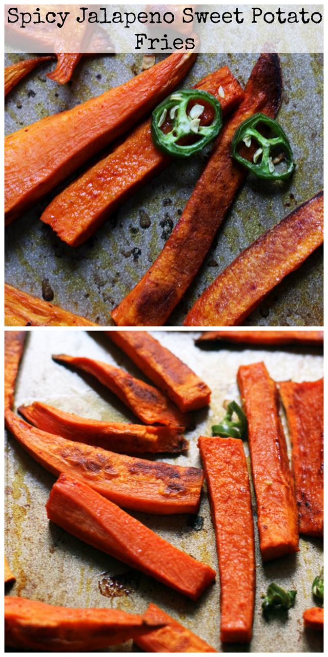spicy jalapeno sweet potato fries