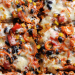Vegetarian Carrot Enchilada Bake #GIVEAWAY