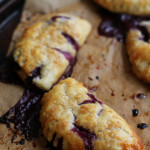 blueberry vanilla cream hand pies
