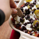 Mexican 5-Layer Bean Dip