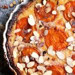 Vanilla Apricot Tart