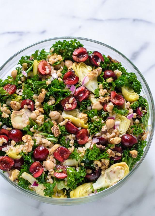 Super Summer Detox Salad