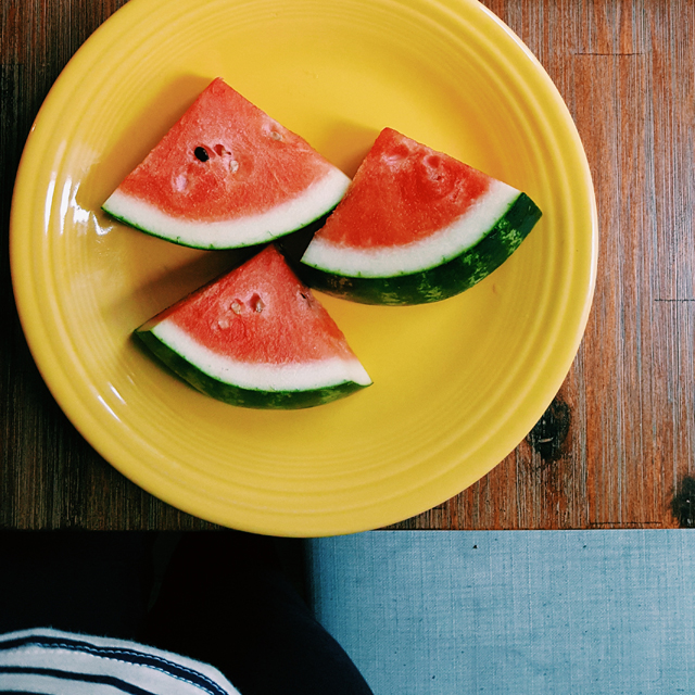 watermelon snack attack