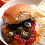 Enchilada Veggie Burgers