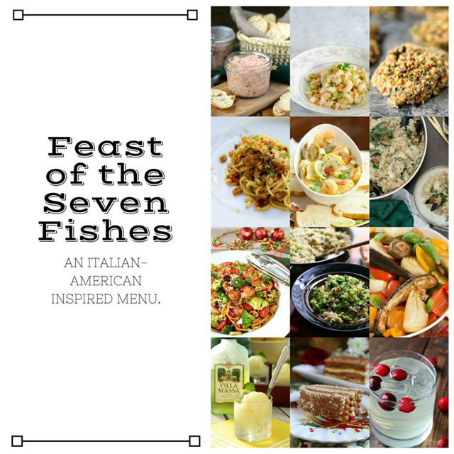 Feast of the Seven Fishes Menu