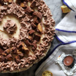 Chocolate and Peanut Butter Oreo Icebox Cake