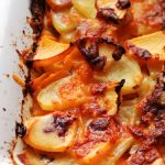 Autumn Root Vegetable Gratin