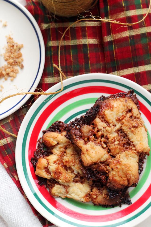 Cinnamon Brickle Rugelach