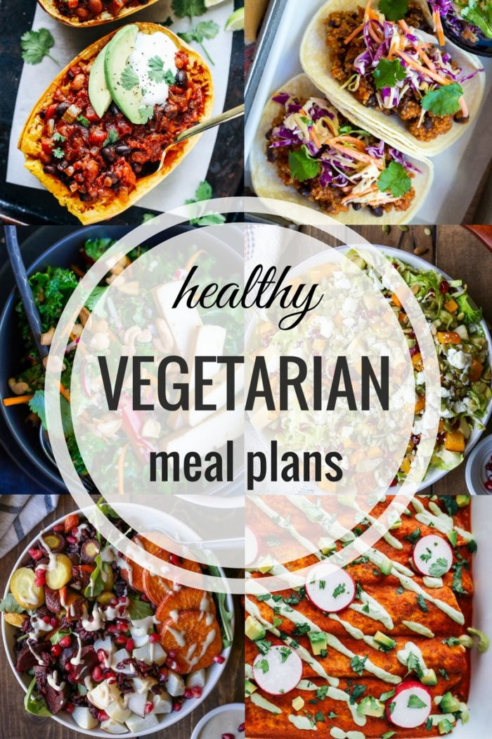 Healthy Winter Vegetarian Meal Plans