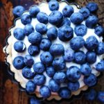 Blueberry Lemon Chiffon Tartlets