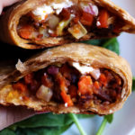 Savory Carrot, Leek, and Goat Cheese Hand Pies