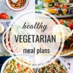 Healthy Vegetarian Meal Plan – 8.18.18
