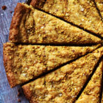 Salted Pistachio Shortbread
