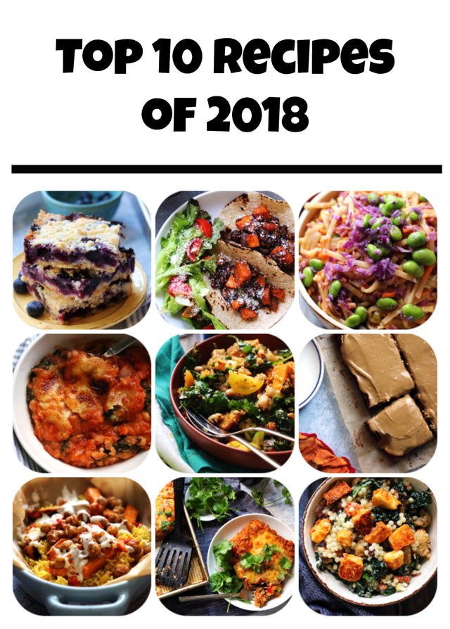 The Top 10 Recipes of 2018 From Eats Well With Others