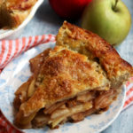 Peel-to-Stem Apple Pie
