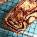 Homemade Nutella Babka