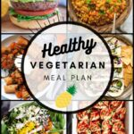 Healthy Vegetarian Meal Plan – 9.26.20