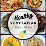 Healthy Vegetarian Meal Plan – 10.24.20
