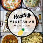 Healthy Vegetarian Meal Plan – 11.14.20