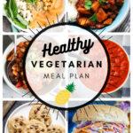 Healthy Vegetarian Meal Plan – 1.2.21