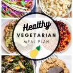 Healthy Vegetarian Meal Plan – 12.12.20