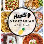 Healthy Vegetarian Meal Plan – 12.26.20