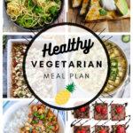 Healthy Vegetarian Meal Plan – 4.10.21
