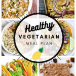Healthy Vegetarian Meal Plan – 4.24.21