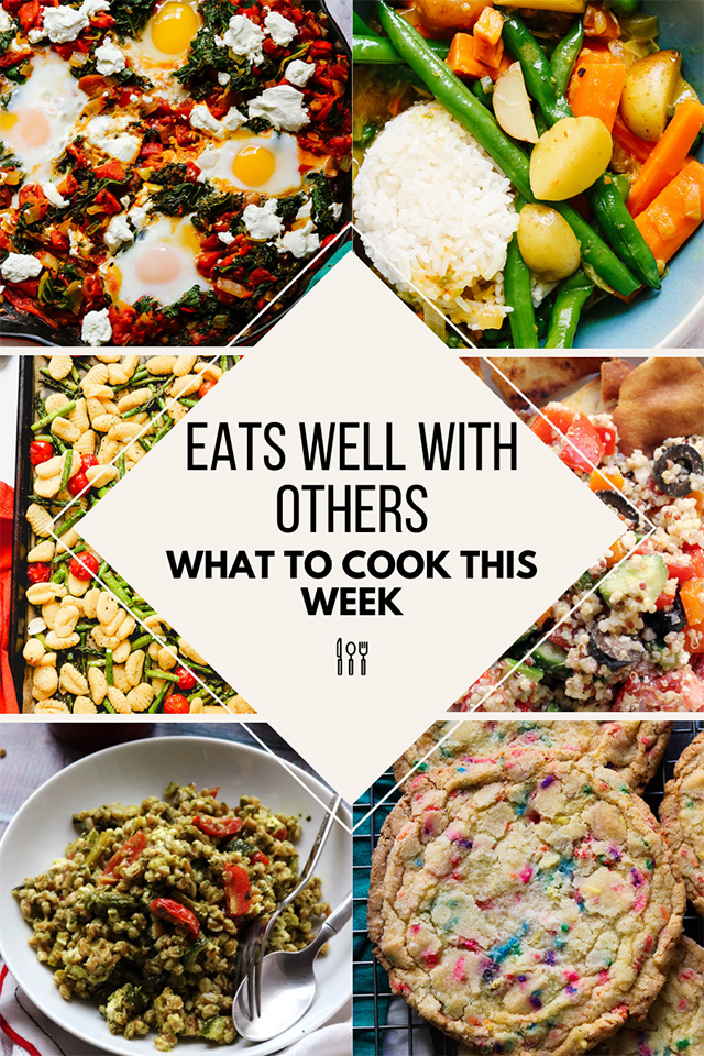 what to eat this week - 5-22-21