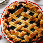 Red Black and Blue Berry Pie