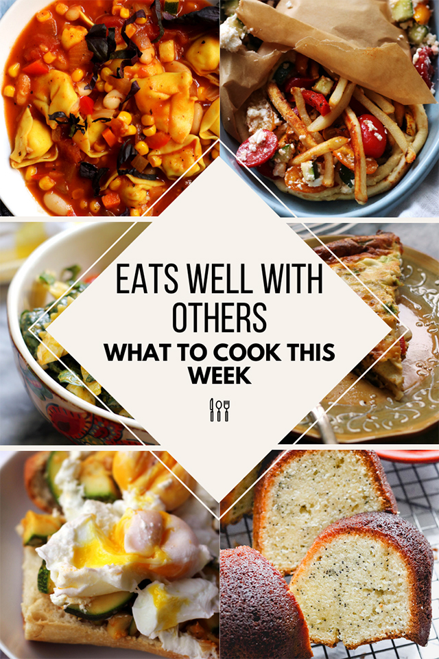 What To Cook This Week 7-24-21