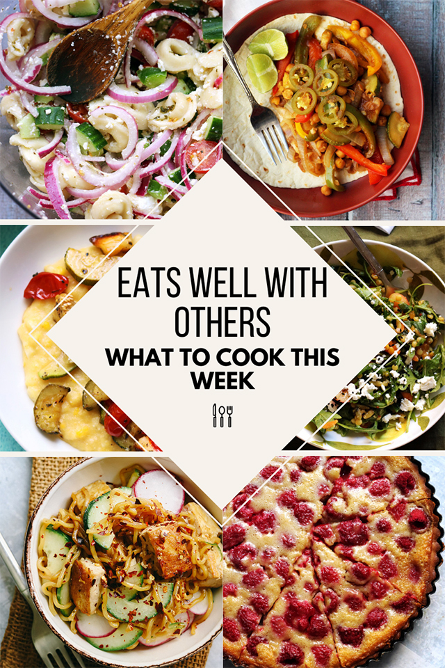 What To Cook This Week 7-31-21