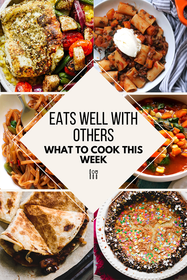 What To Cook This Week 9-18-21