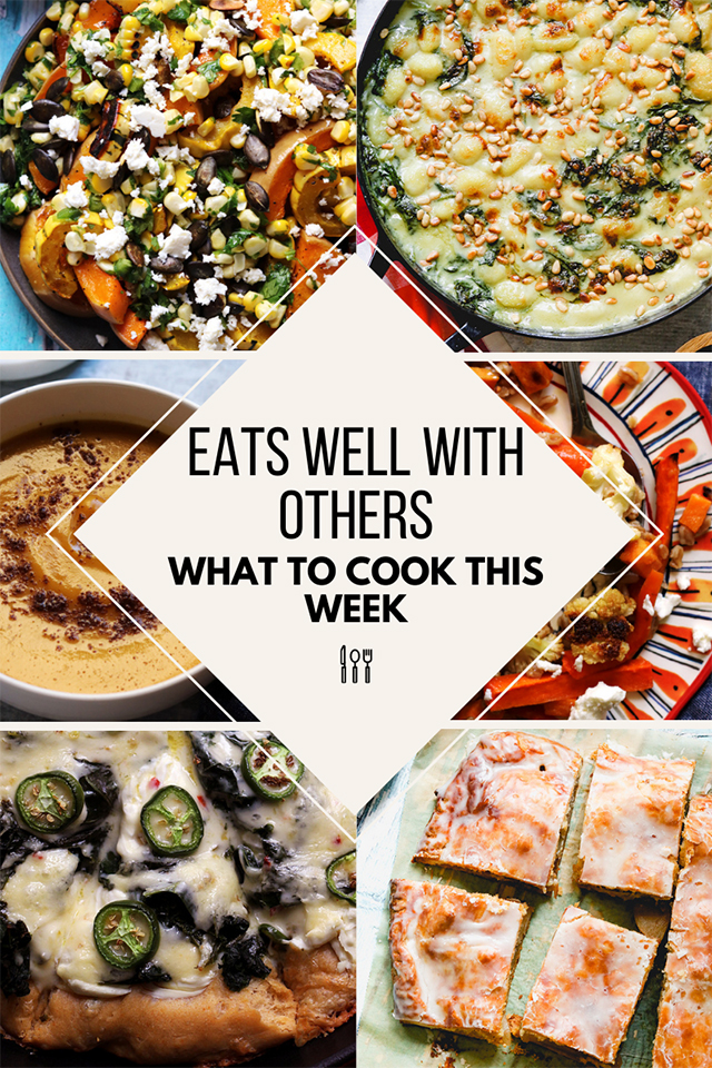 What To Cook This Week - 10-2-21