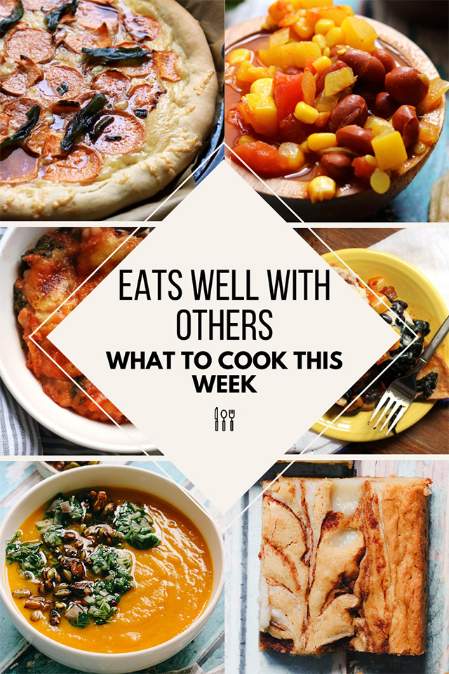 What To Cook This Week - 10-9-21