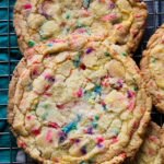 Pan-Banging Funfetti Sugar Cookies